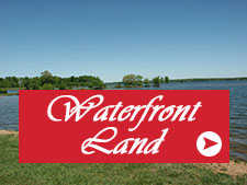 Waterfront land